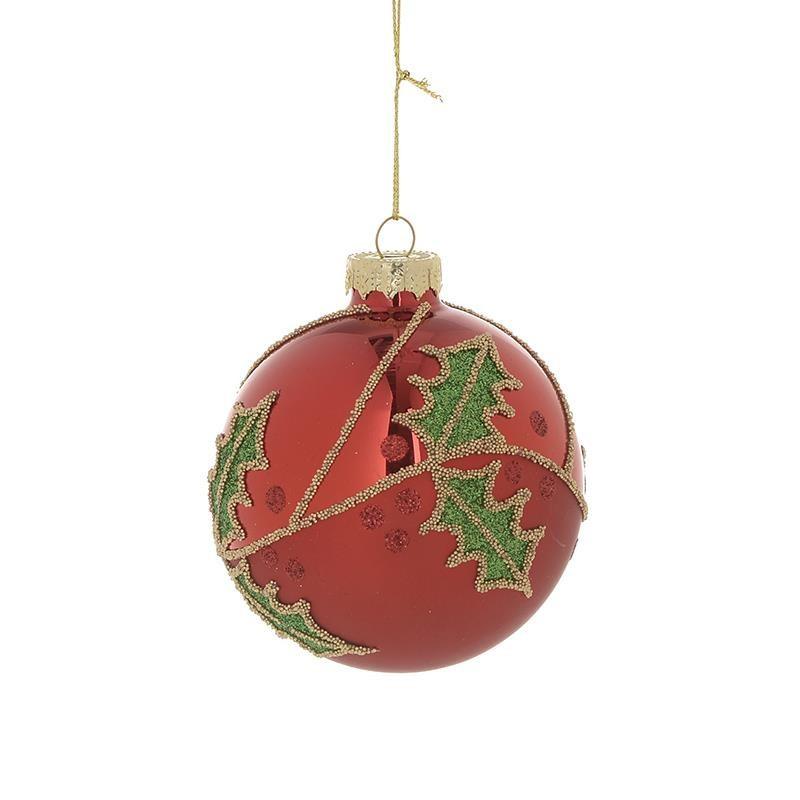 Χριστουγεννιάτικα Στολίδια (Σετ 4τμχ) InArt 2-70-890-0089