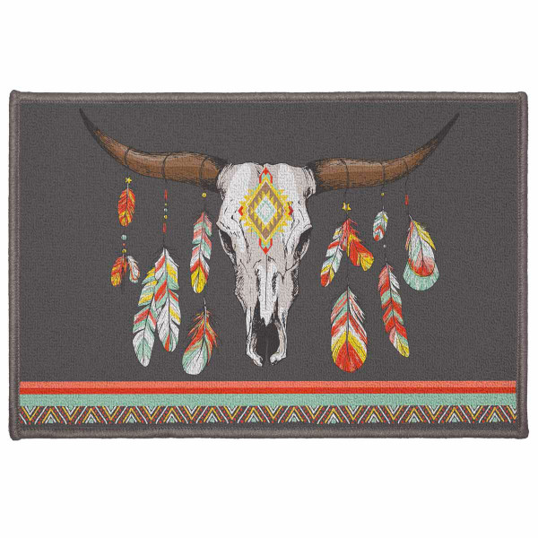 Πατάκι (40x60) Indian Folk 1740717