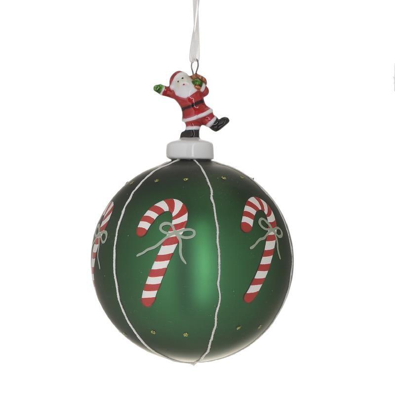 Χριστουγεννιάτικα Στολίδια (Σετ 3τμχ) InArt 2-70-170-0001