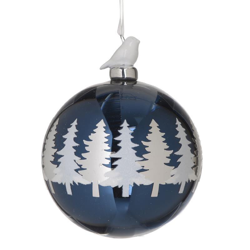 Χριστουγεννιάτικα Στολίδια (Σετ 3τμχ) InArt 2-70-170-0008