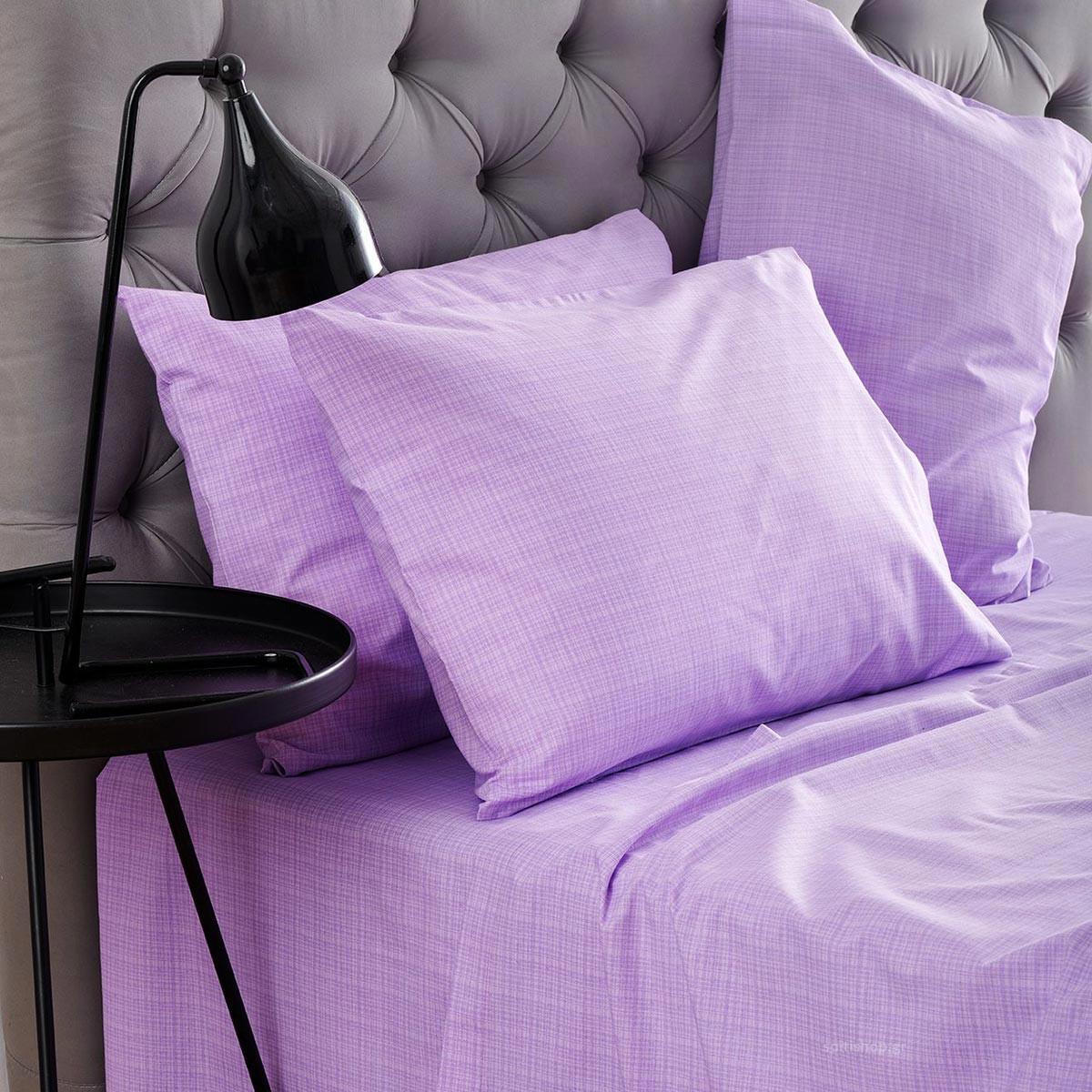 Πάπλωμα Μονό Sb Home Lucifer Lilac