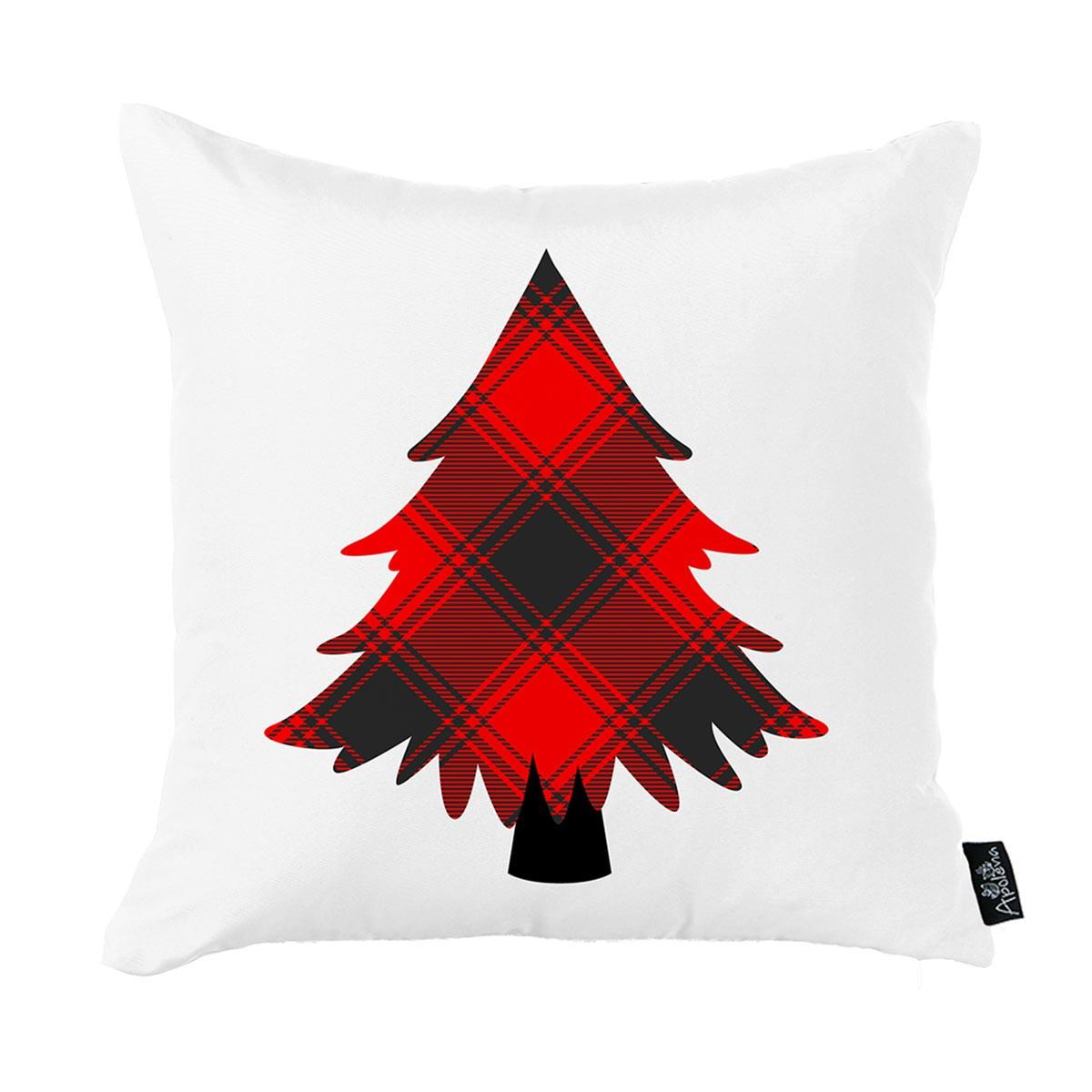 Χριστουγεννιάτικη Μαξιλαροθήκη (45×45) Apolena 712-5222/1