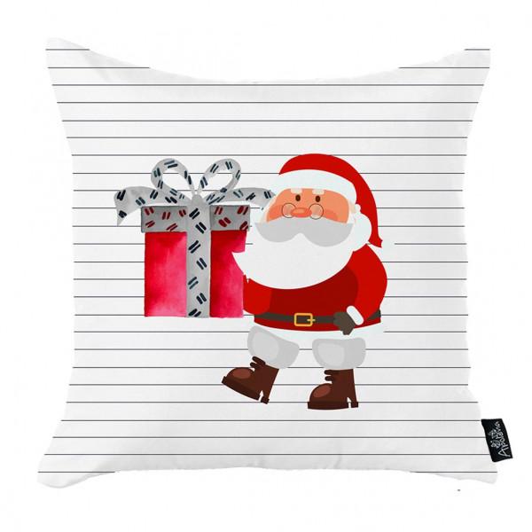 Χριστουγεννιάτικη Μαξιλαροθήκη (45x45) Apolena 712-5216/1