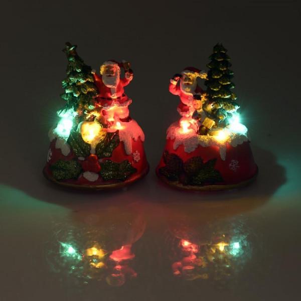Χριστουγεννιάτικα Διακοσμητικά (Σετ 2τμχ) InArt 2-70-889-0007