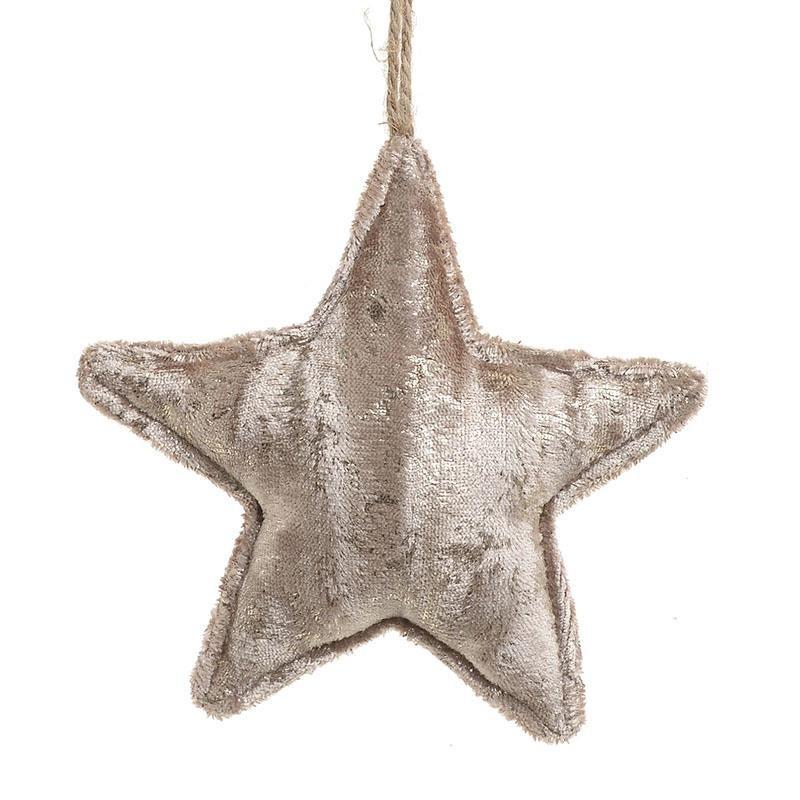 Χριστουγεννιάτικα Στολίδια (Σετ 6τμχ) InArt 2-70-717-0013
