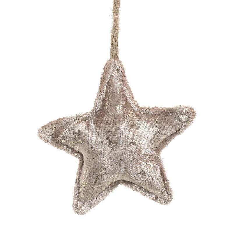 Χριστουγεννιάτικα Στολίδια (Σετ 6τμχ) InArt 2-70-717-0014