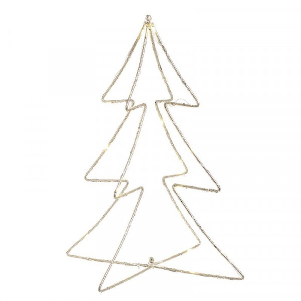 Χριστουγεννιάτικο Διακοσμητικό Με Led InArt 2-70-570-0165