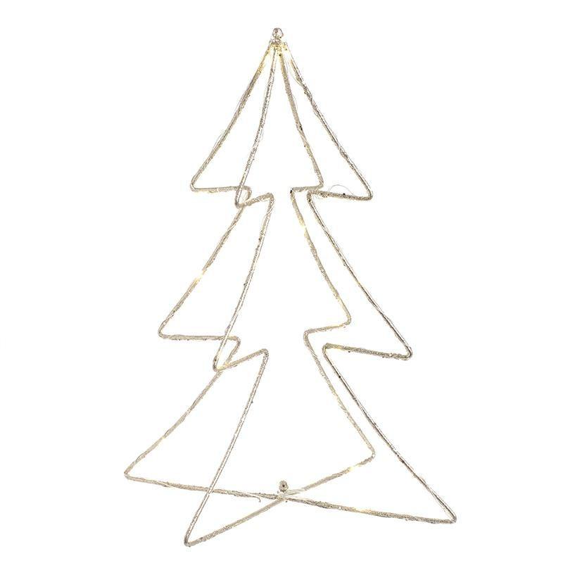 Χριστουγεννιάτικο Διακοσμητικό Με Led InArt 2-70-570-0166