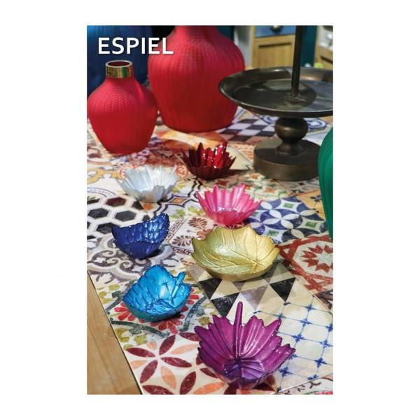 Διακοσμητικά Μπωλ (Σετ 12τμχ) Espiel Pinecone AD3802T