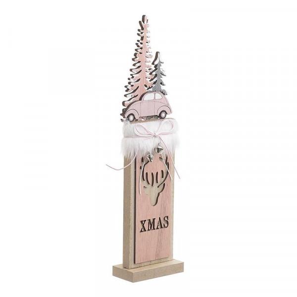 Χριστουγεννιάτικο Διακοσμητικό InArt 2-70-093-0009