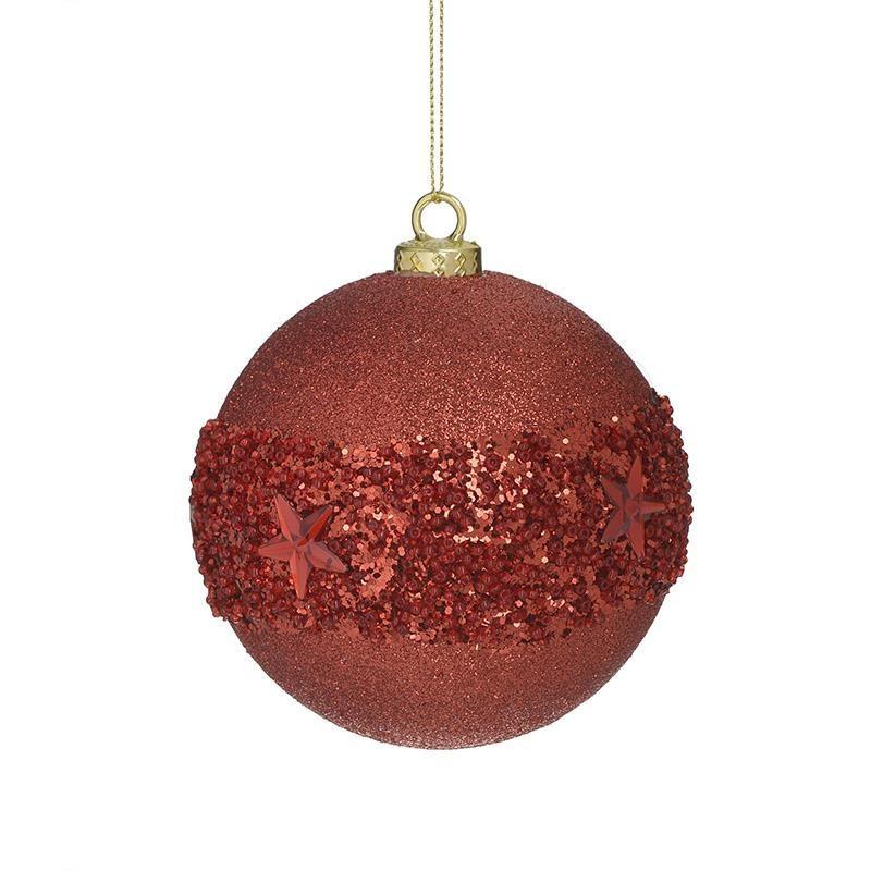 Χριστουγεννιάτικα Στολίδια (Σετ 2τμχ) InArt 2-70-675-0500