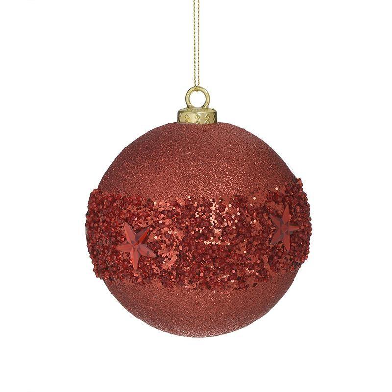 Χριστουγεννιάτικα Στολίδια (Σετ 4τμχ) InArt 2-70-675-0501
