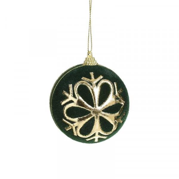 Χριστουγεννιάτικα Στολίδια (Σετ 2τμχ) InArt 2-70-675-0515