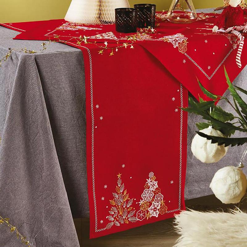 Χριστουγεννιάτικο Καρέ Whitegg 17762