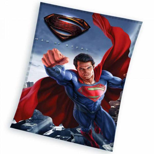 Παιδική Κουβέρτα Καναπέ Superman SUP8002