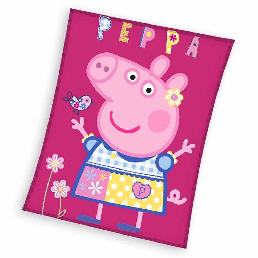 Παιδική Κουβέρτα Καναπέ Peppa Pig PP182026