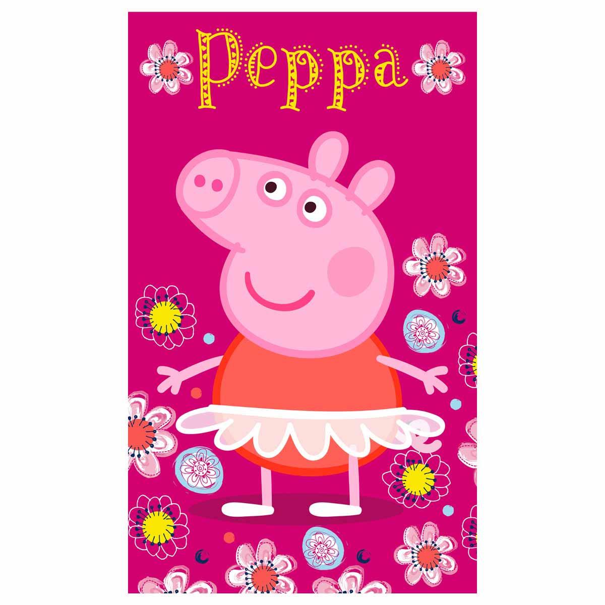 Παιδική Πετσέτα Χεριών (30×50) Peppa Pig PP182053