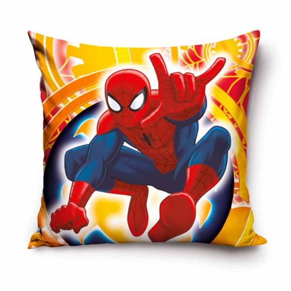 Διακοσμητική Μαξιλαροθήκη (40x40) Spiderman SPM172001