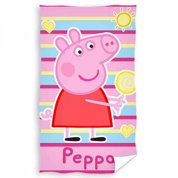 Παιδική Πετσέτα Χεριών (30x50) Peppa Pig PP182059