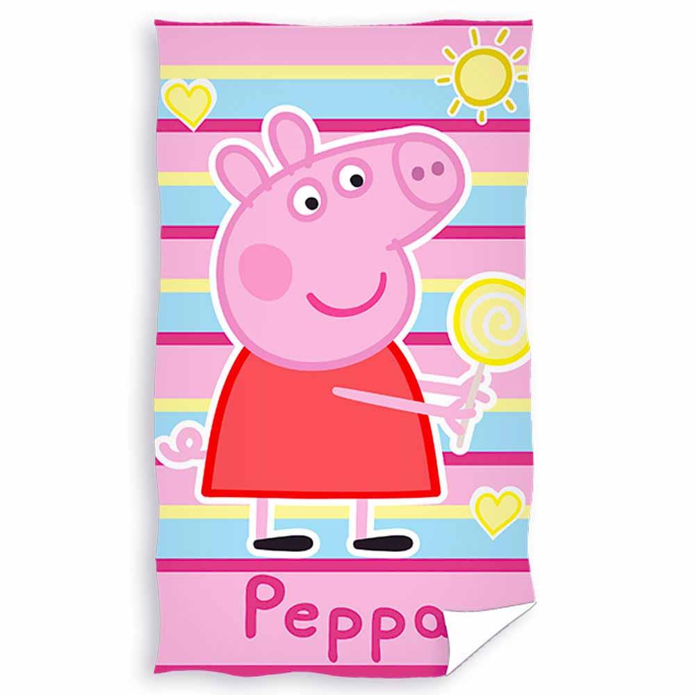 Παιδική Πετσέτα Χεριών (30×50) Peppa Pig PP182059