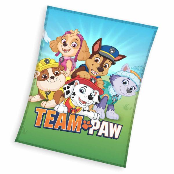 Κουβέρτα Fleece Μονή Paw Patrol PAW182032