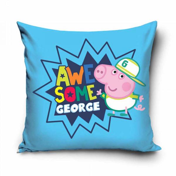 Διακοσμητική Μαξιλαροθήκη (40x40) George Pig PP182041