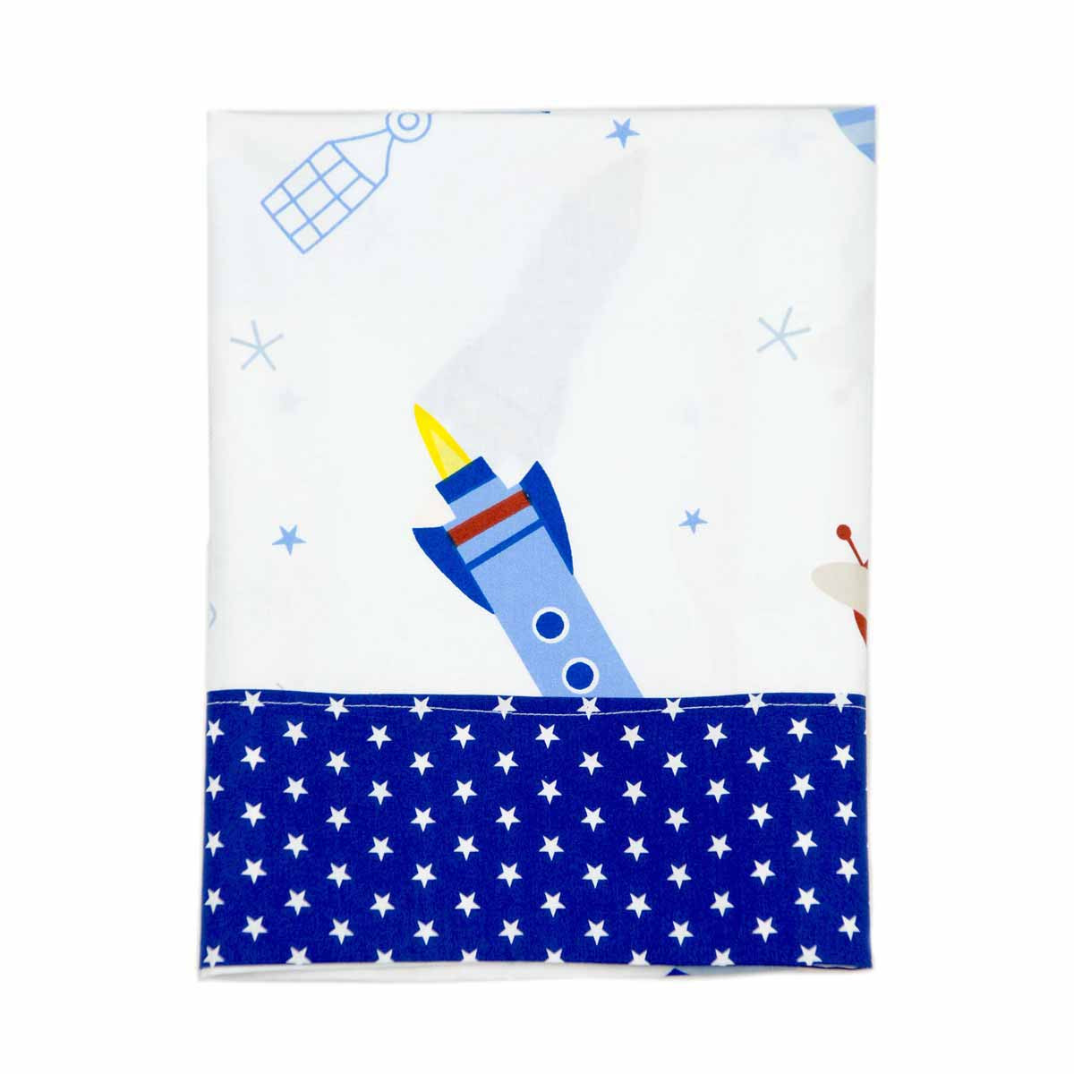 Σεντόνι Λίκνου (70×100) Ninna Nanna Rocket Science