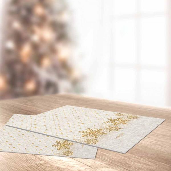 Χριστουγεννιάτικο Σουπλά Saint Clair 3033