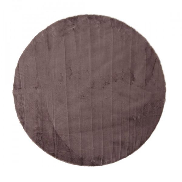Γούνινο Στρογγυλό Χαλί (Φ120) Royal Carpets Kuki Elephant