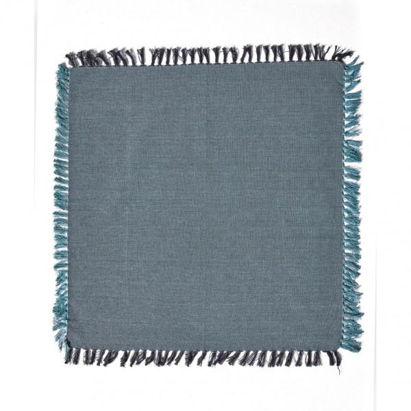 Πετσέτες Φαγητού (Σετ 4τμχ) Kentia Loft Beluga 01