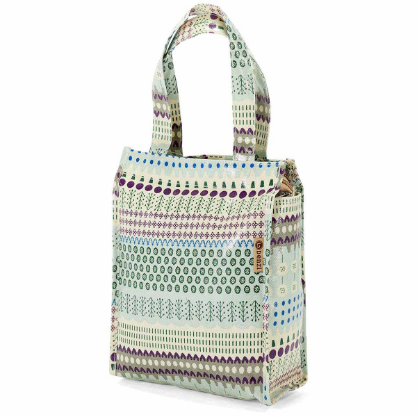 Τσάντα Για Ψώνια Benzi BZ5281 Flowers