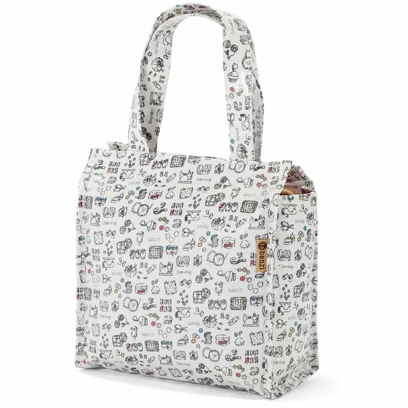 Τσάντα Για Ψώνια Benzi BZ5282 White