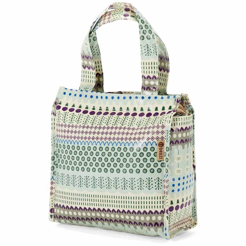 Τσάντα Για Ψώνια Benzi BZ5282 Flowers