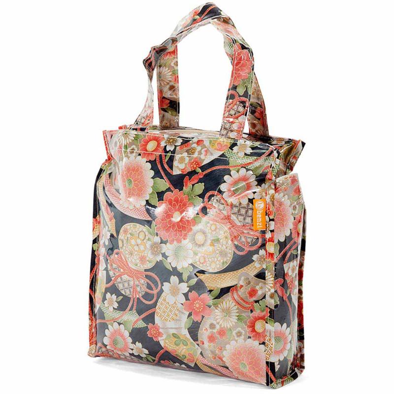 Τσάντα Για Ψώνια Benzi BZ5399 Brown/Orange