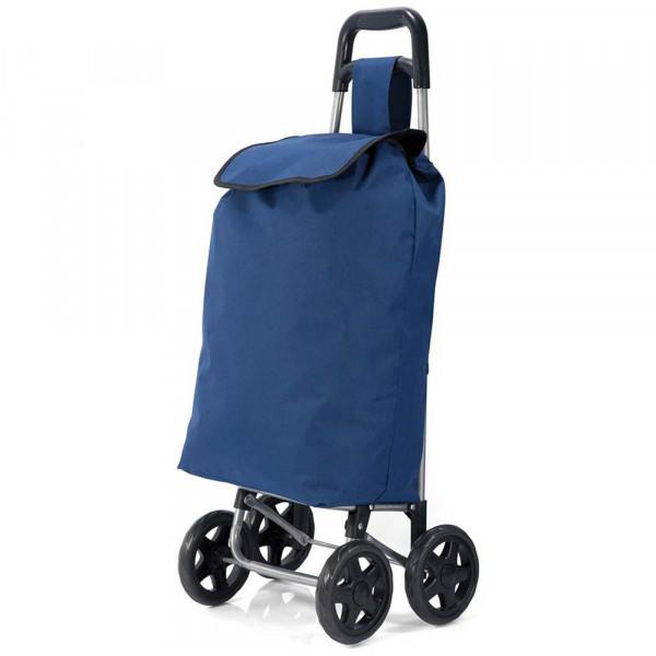 Καροτσάκι Για Ψώνια Benzi BZ4758 Blue