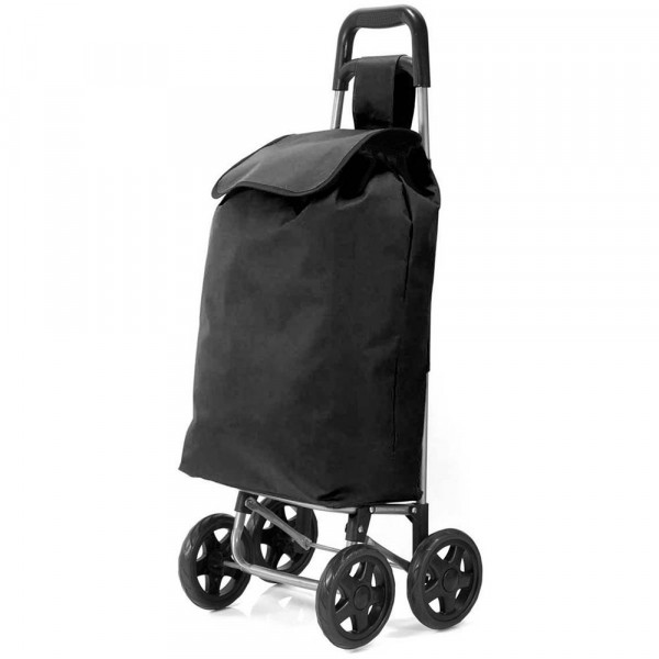 Καροτσάκι Για Ψώνια Benzi BZ4758 Black