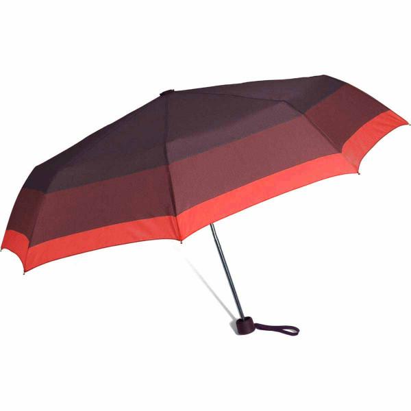 Ομπρέλα Βροχής Σπαστή Χειροκίνητη Benzi PA056 Red