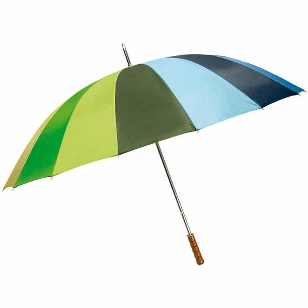 Ομπρέλα Βροχής Μπαστούνι Χειροκίνητη Benzi PA066 Multi