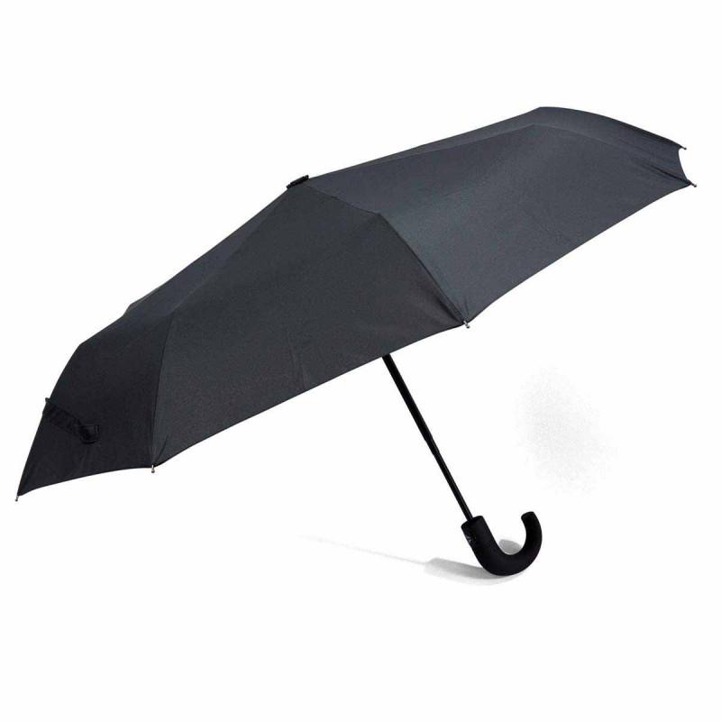 Ομπρέλα Βροχής Σπαστή Αυτόματη Benzi PA083 Black