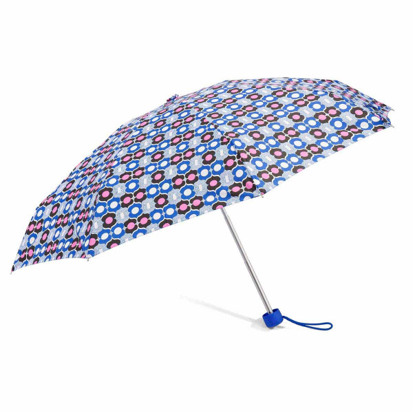 Ομπρέλα Βροχής Σπαστή Χειροκίνητη Benzi PA091 Ciel