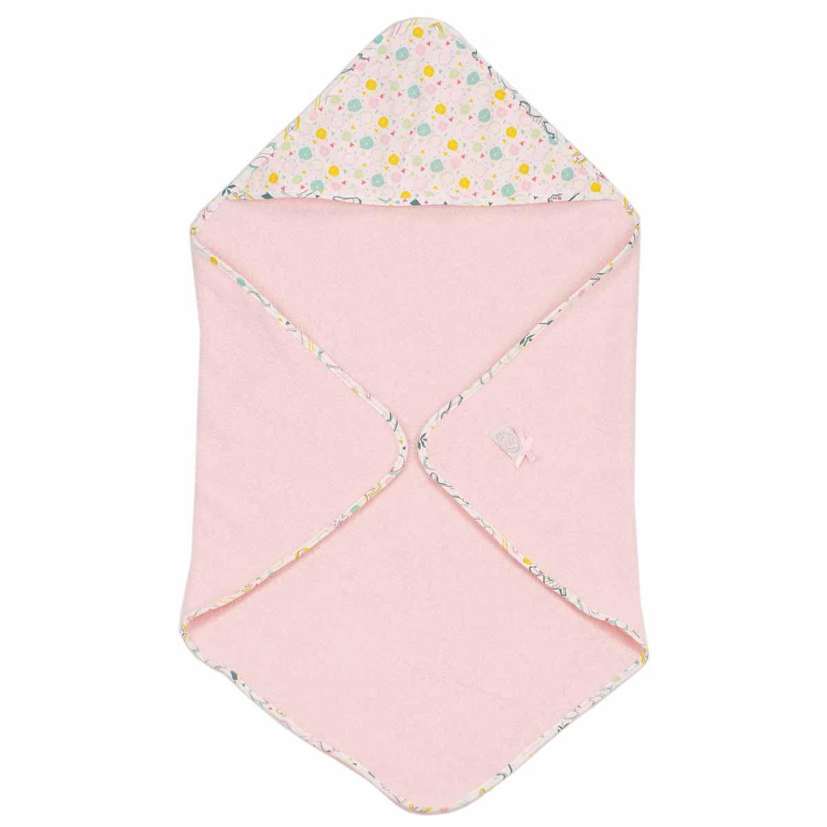 Βρεφική Κάπα Ninna Nanna Baby Zoo Pink