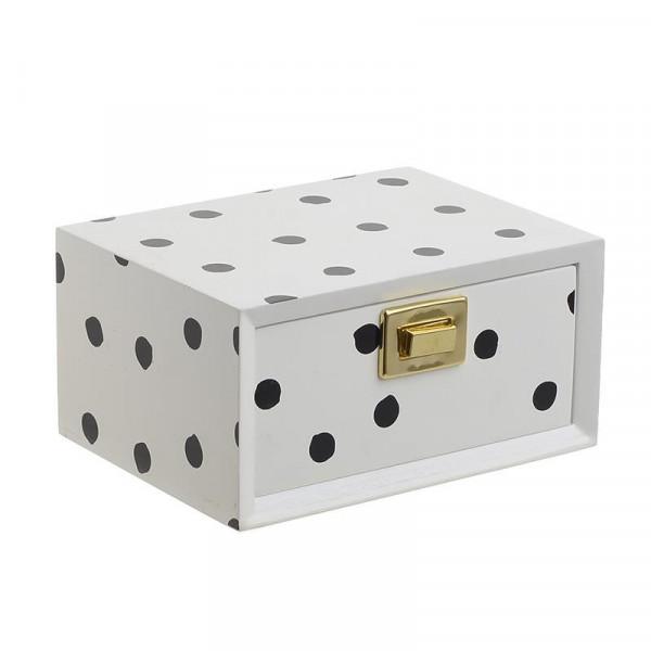 Κουτί Αποθήκευσης (16x12x8) InArt 3-70-105-0762