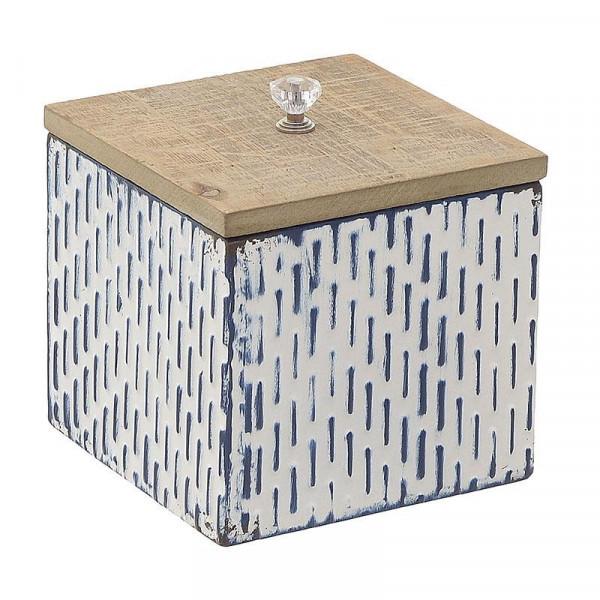 Κουτί Αποθήκευσης (13x13x14.5) InArt 3-70-400-0008