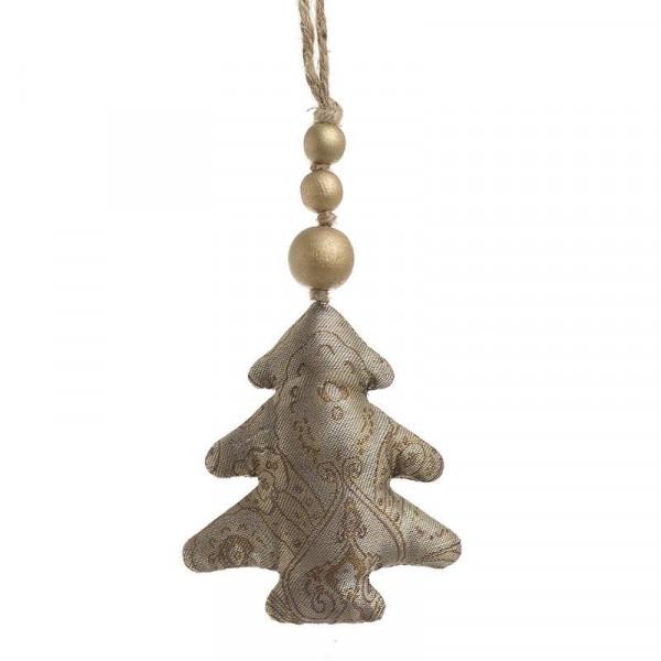Χριστουγεννιάτικα Στολίδια (Σετ 6τμχ) InArt 2-70-717-0027