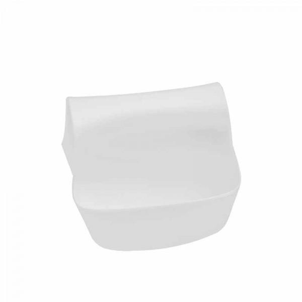 Θήκη 2 Θέσεων Για Σφουγγάρια Umbra Saddle White 330210-1058