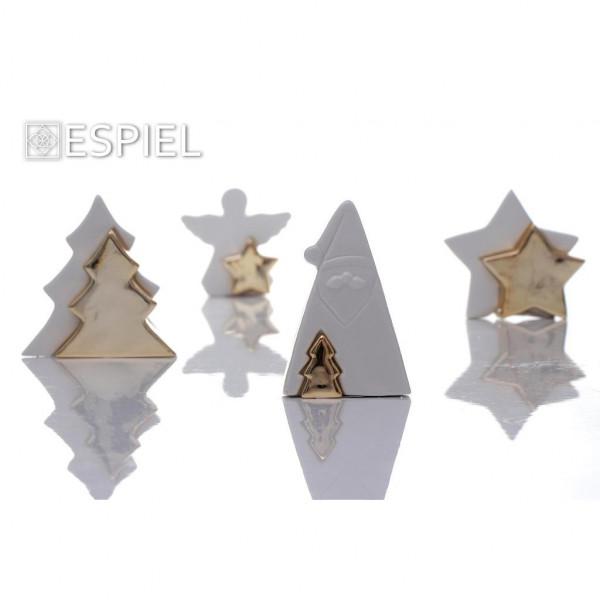 Χριστουγεννιάτικο Διακοσμητικό Espiel XSY117K6