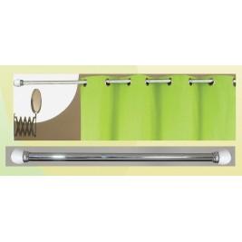 Βραχίονας Μπάνιου Πτυσσόμενος 110-200cm San Lorentzo Chrome 010