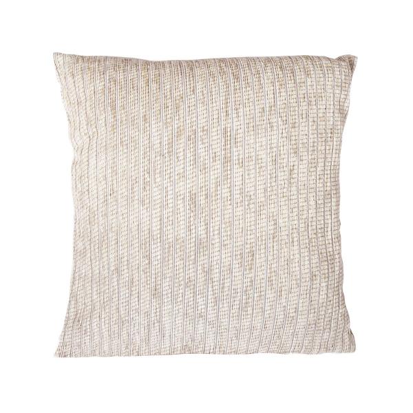 Διακοσμητική Μαξιλαροθήκη (40x40) Loom To Room Kottle Ivory