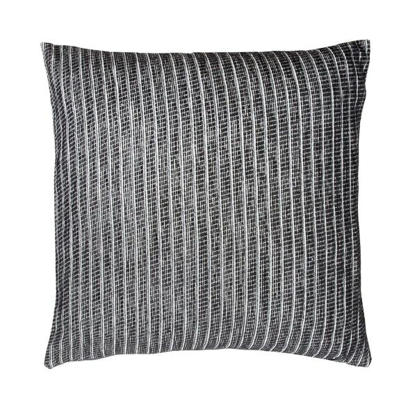 Διακοσμητική Μαξιλαροθήκη (40x40) Loom To Room Kottle Black