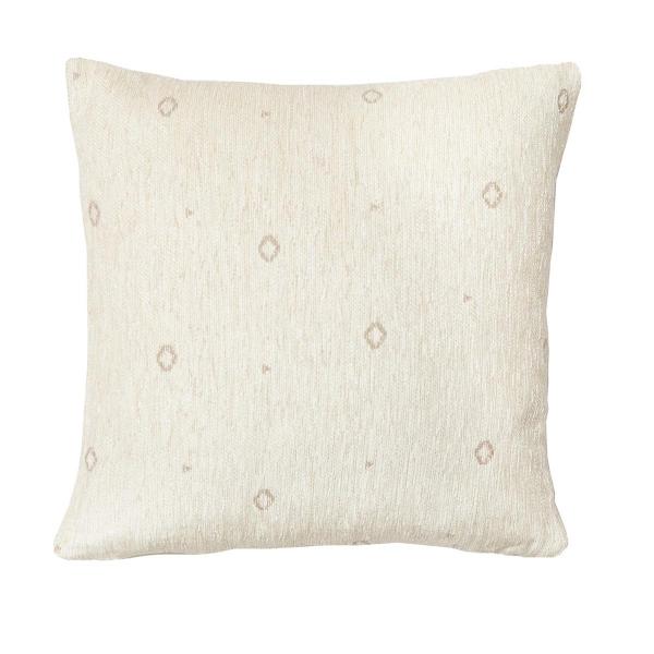 Διακοσμητική Μαξιλαροθήκη (40x40) Loom To Room Anka Ivory